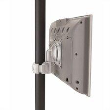Pivot/Pitch Swivel Pole Mount for LCD