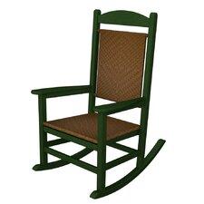 Presidential Polywood Rocking Chair