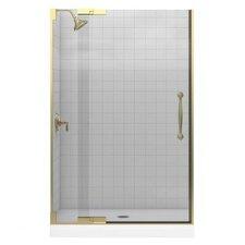 Finial 41.75 x 72.25 Pivot Shower Door by Kohler