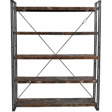 Allison 79 Etagere Bookcase by MOTI Furniture