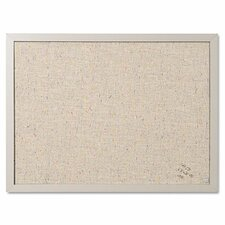 """Wall Mounted Bulletin Board, 18"""" H x 24"""" W"""