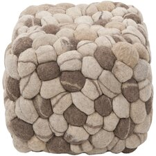 Parsons Square Cube Ottoman by Union Rustic