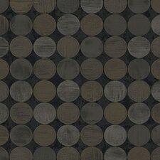 Candice Olson II 27' x 27'' Polka Dot Distressed Wallpaper