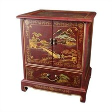 Japanese End Table by Oriental Furniture