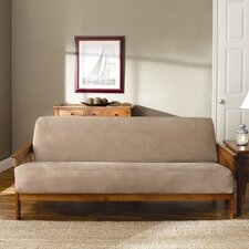 Soft Suede Futon Slipcover  by Sure Fit