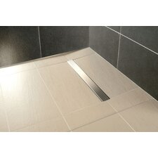 Aqua Dec Linear 95cm Waste Shower Drain