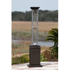 Flame 46,000 BTU Propane Patio Heater
