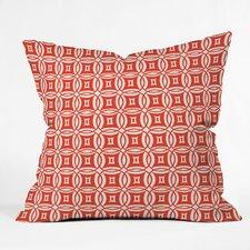 Khristian A Howell Desert Twilight Throw Pillow by DENY Designs