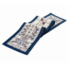 Frank Lloyd Wright ® Waterlilies Table Runner