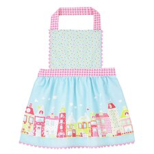 Child's Cotton Home Sweet Home Apron