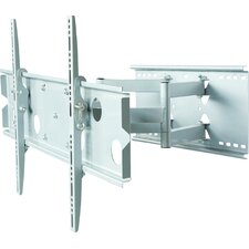 "Adjustable TV Wall Mount for 42-70"" LCD Screens"