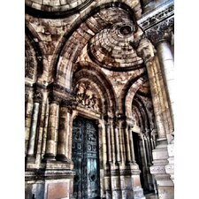 Architecture Sacratissimo by Jordan Carlyle Photographic Print