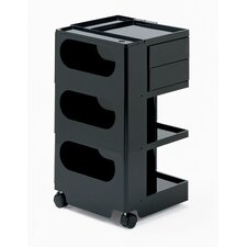 Boby Trolley File Cart with Two Drawers