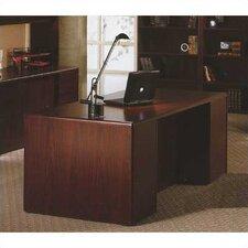 10700 Double 3/4 Pedestal Executive Desk