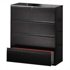 800 Series 42W 4-Drawer File by HON