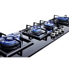 """43"""" Gas Cooktop with 4 Burners"""