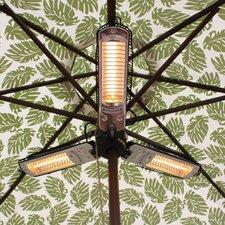 Parasol 1500 Watt Electric Hanging Patio Heater
