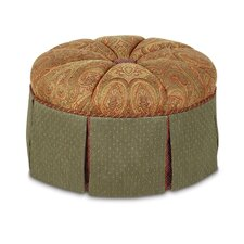 Glenwood Ottoman by Eastern Accents