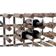 Pre- Assembled 16 Bottle Wine Rack