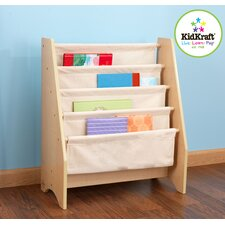 Personalized Sling Book Display