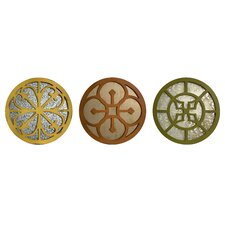 Valesso Wall Decor 3 Piece Set (Set of 3)