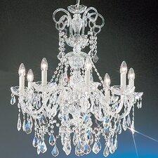 Bohemia 8-Light Crystal Chandelier