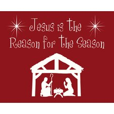 Jesus is the Reason by Secretly Spoiled Graphic Art