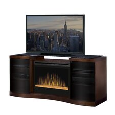 "Acton 73"" TV Stand with Electric Fireplace"