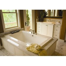 Designer Angel 66 x 42 Soaking Bathtub by Hydro Systems