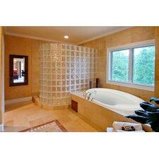 Designer Deanna 60 x 40 Soaking Bathtub by Hydro Systems