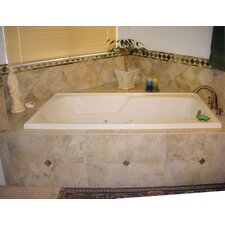 Designer Isabella 66 x 36 Air Tub by Hydro Systems