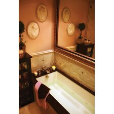 Designer Lacey 66 x 32 Whirlpool Bathtub by Hydro Systems