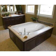 Designer Ovation 84 x 42 Soaking Bathtub by Hydro Systems