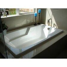 Designer Solo 60 x 36 Whirlpool Bathtub by Hydro Systems