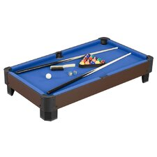 Sharp Shooter 3 Table Top Pool Table by Hathaway Games