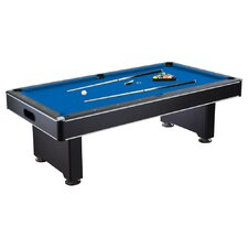 Hustler 8 Pool Table & Accessories by Hathaway Games