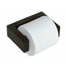 Wandmontierter Toilettenrollenhalter Slimline