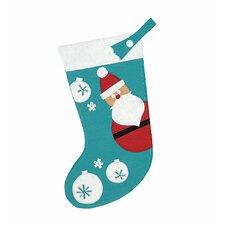 North Pole Jolly Friend Stocking