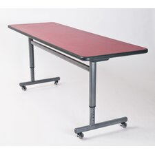 Training Table with Wheels