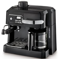 Combination Coffee & Espresso Maker