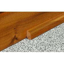 """0.5"""" x 0.75"""" x 96"""" Maple Base / Shoe Molding"""
