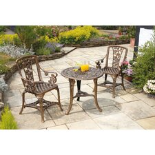 Rose 2 Seater Bistro Set