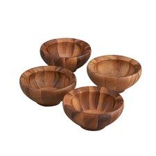 Yaro 6 oz. Salad Bowl (Set of 4)