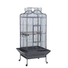 Eagle Parrot Dome Top Cage