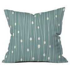 Heather Dutton Entangled Throw Pillow by DENY Designs