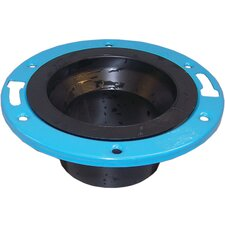"""4"""" Closet Flange with Metal Ring"""