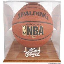 NBA Logo Basketball Display Case