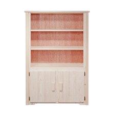 Abella 63 Wood Standard Bookcase by Loon Peak