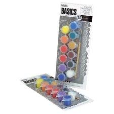 Basics Acrylic Paint Pot (Set of 2)