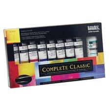 Professional Acrylic Complete Paint Tube Set